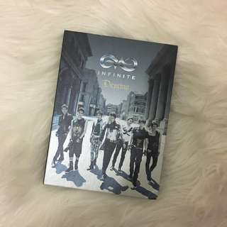Infinite - Destiny Album (Hoya Photocard)