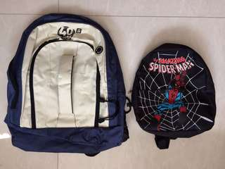 Backpacks  $150 for 2
