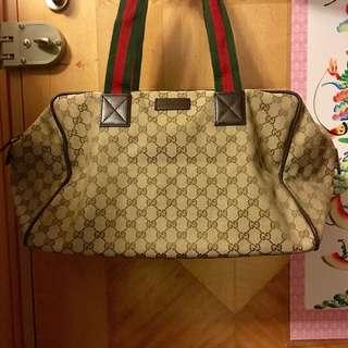 Gucci 旅行袋