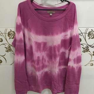 Zara Tie Dye Sweater