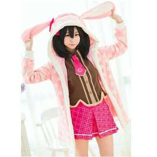 Bunny Hoodie NicoYazawa Cosplay / Casual