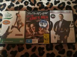 DVD SALE VOL 3