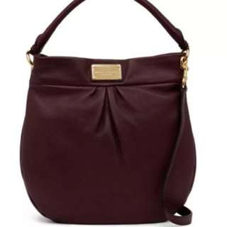Plsssss Serious inquiries ONLYMarc Jacobs classic hobo hillier  Leather  cordovan
