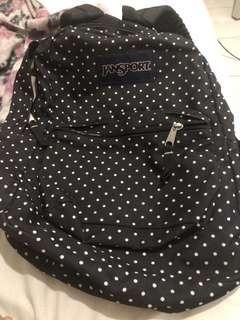 Jansport Polka dots Backpack