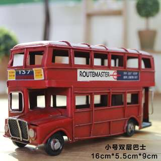 Home Decor: London Red Bus