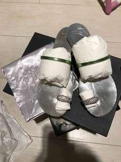 GZ Giuseppe Zanotti women sandals size 38
