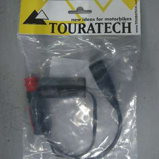 Touratech Singapore BMW Motorrad Universal Plug ! Ready Stock ! Promo ! Do Not PM ! Kindly Call Us ! Kindly Follow Us !