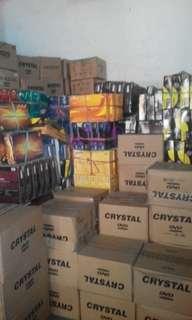 Di jual Borongan DVD PLAYER merk CRYSTAL DLL ADA 5000 unit