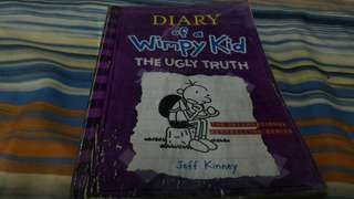 Diary of a wimpy kid (The ugly truth)