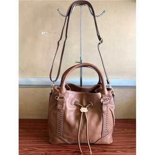 JESSICA SIMPSON Brand Three-Way Bag