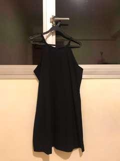 Sleeveless sexy dress