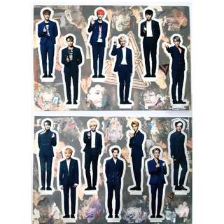 Seventeen Standee (Ready Stock)