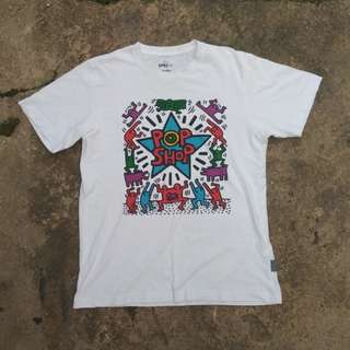 Keith harring t-shirt
