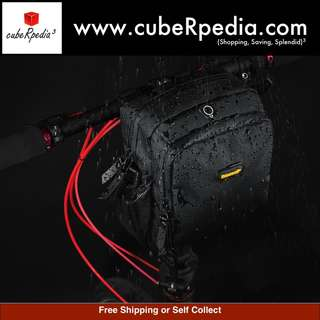 Rhinowalk Handlebar Pouch Bag for Bicycle / E Scooter