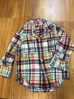 Baby Gap Check Shirt