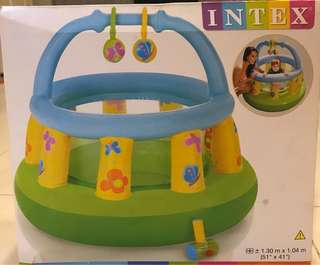 Soft side Baby gym