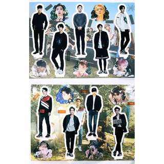EXO Standee (Ready Stock)