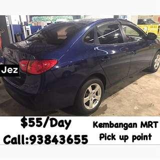 $55/day Hyundai Avante