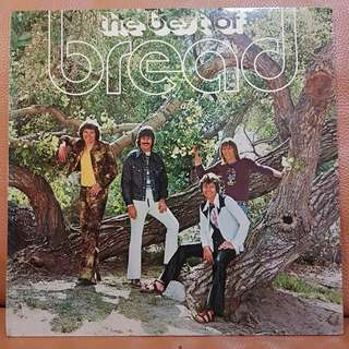 The Best Of Bread Vinyl Record