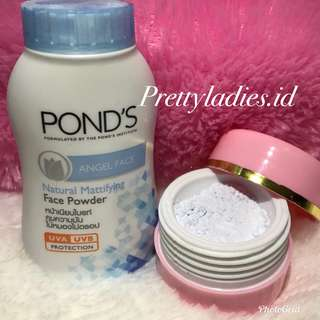 Pond's BB Powder Blue Natural Share in jar