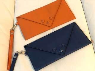Clutch銀包/錢包/wallet 全新