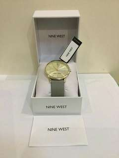 NINEWEST GRAY WATCH