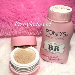 PONDS BB MAGIC POWDER OIL BLEMISH DOUBLE CONTROL UV PROTECTION Share