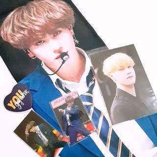 GOT7 Yugyeom Gnosis slogan