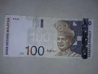 Malaysian Rm100