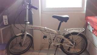 "Sepeda lipat Fingard 20"""