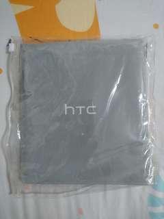 🚚 【全新】HTC充氣旅行枕頭