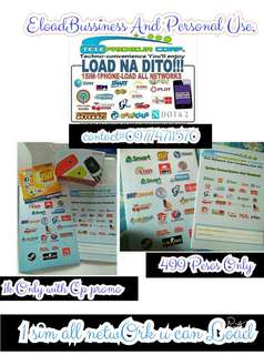 Eload bussiness with free phone