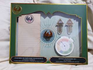 MACUSA Office Stationery Set, Harry Potter, Loot Crate Exclusive