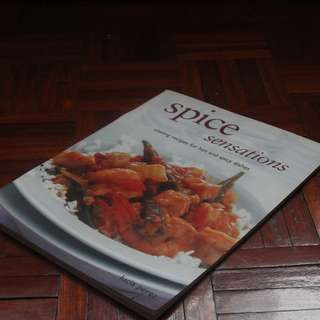 Spice sensations Best Ever Spicy Cookbook