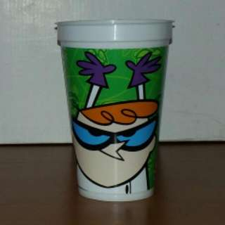 Cartoon Network's Dexter's Laboratory Collectible Tumbler By KFC