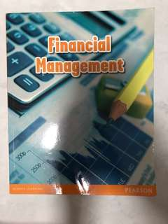 Financial Management Pearson