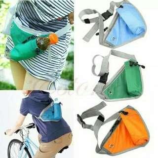 Unisex Waist Running Sports Bag Pack Belt Storage Pouch