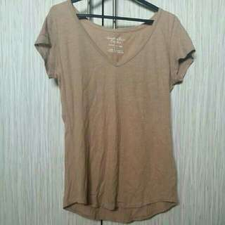 American Eagle Shimmer Tee