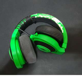 USED - Razer Kraken Chroma 7.1 (Green)