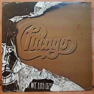 On Hold: Chicago X  vinyl record