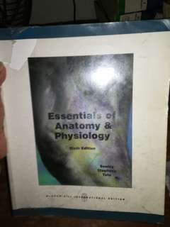Essentials of Anatomy & Physiology 6th Edition