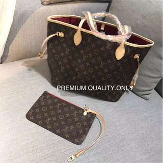 LV Neverfull MM/GM