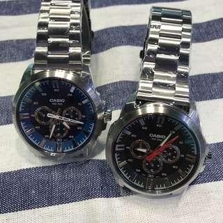 Casio 男裝手錶 $650/隻