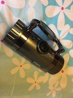 Motorcars Black Cube H500 dash cam