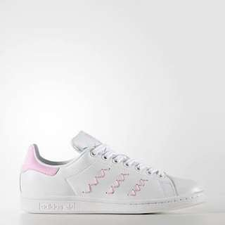 Stan smith zigzag pink s6