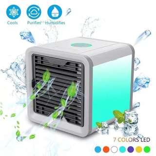 迷你冷氣機 製冷機 加濕和空氣淨化三合一