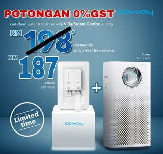 COWAY RM187