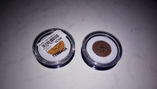 Viva Eyeshadow Coklat & Tembaga