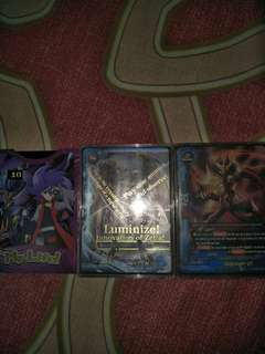 WTS buddyfight gaigrander deck