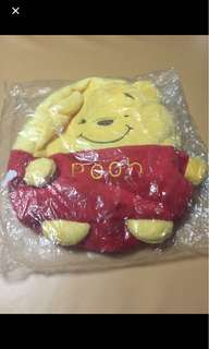 [BN] Kids / Toddler small backpack  Winnie the Pooh